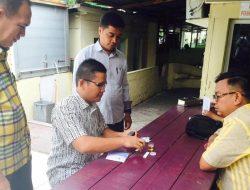 Sikapi Tantangan Warga, Wakil Ketua DPRD Sibolga Jalani Tes Urine