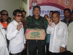 Balon Independen, Buyung-Binsar (BESAR) Serahkan Dukungan ke KPU