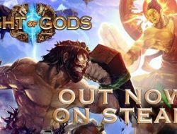 Tampilkan Pertarungan Dewa dan Nabi, Game Fight of Gods Picu Kontroversi