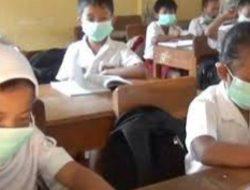 Sekolah PAUD di Sibolga Diliburkan akibat Kabut Asap