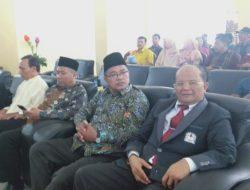 Dr Bahdin Nur Tanjung Hadiri Acara Wisuda STIKes Nauli Husada Sibolga
