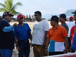 Persiapan Lomba Triatlon Nasional, Wali Kota Ikut Gotong Royong Bersihkan Pelabuhan Lama Sibolga