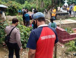 Babinsa Koramil 05/Tanah Pinem Peduli Warga Desa Binaan