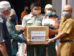 6.372 Paket Sembako Bantuan Provsu Tiba di Sibolga