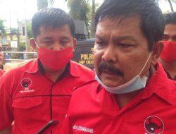 Pengurus PDIP Datangi Polres Sibolga