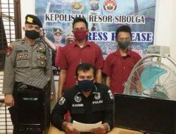 Entah Apa yang Merasuki Dua Pria Ini Hingga Nekat Mencuri di Kantor Pemerintah