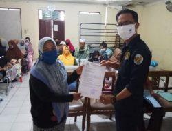 Delmeria Berikan Bantuan Rp 340 Juta untuk MDTA dan TPQ di Sibolga