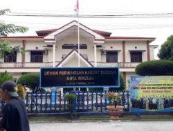 Kantor DPRD Sibolga Perpanjang Lockdown