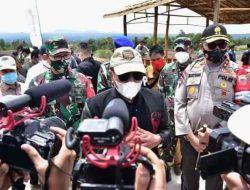 BESOK Jokowi Resmikan Food Estate di Humbahas