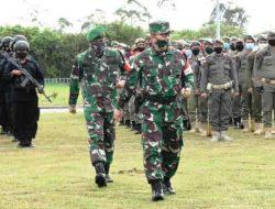 Pangdam I/BB Pimpin Apel Gelar Pasukan Kunjungan Presiden ke Humbahas
