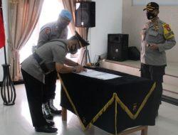 Horas Gurning Jabat Humas Polres Tapanuli Tengah
