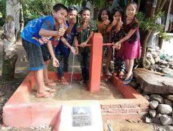 Berkat Tambang Emas Martabe Air Bersih Semakin Dekat ke Rumah Warga Desa Batu Horing