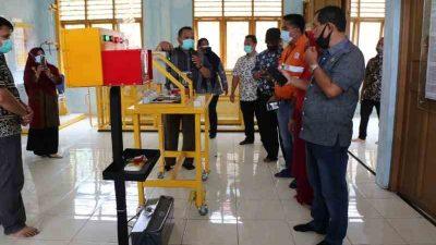 Tambang Emas Martabe Berikan Bantuan Infrastruktur dan Sarana Pembelajaran ke SMKN 2 Batangtoru