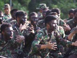 Latihan Pertempuran Hutan Yonif 123/Rajawali 2020 Resmi Ditutup
