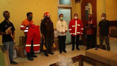 Tambang Emas Martabe Bantu Perlengkapan Damkar dan Pemugaran Rumah Sejarah Simago-mago di Tapanuli Selatan