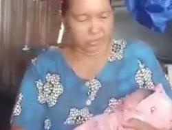 Bayi Ini Diberi Nama Unik Karena Lahir di Atas Perahu di Tengah Banjir