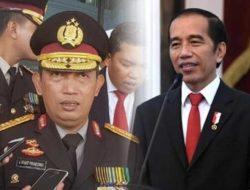 Presiden Joko Widodo Usulkan Listyo Sigit Prabowo Calon Tunggal Kapolri ke DPR