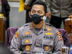 Komisi III DPR RI Setujui Komjen Listyo Sigit Prabowo Jadi Kapolri
