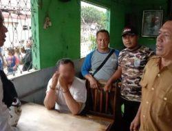 Aksinya Terekam CCTV Masjid, Seorang Warga Madina Ditangkap Curi Uang Kotak Amal di Tapteng