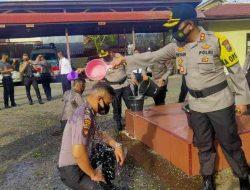 42 Personel Polres Sibolga Naik Pangkat di Awal 2021