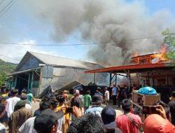BREAKING NEWS: Rumah Terbakar di Sibolga