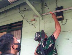 Danrem 023/KS Perintahkan Anggota Cek Instalasi Listrik di Asrama TNI