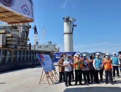 Ekspor Perdana Diangkut Kapal Berbendera Belanda dari Pelabuhan Sibolga