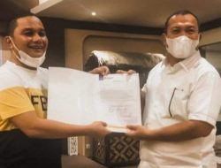 Jamaluddin Pohan Jadi Ketua Nasdem Sibolga