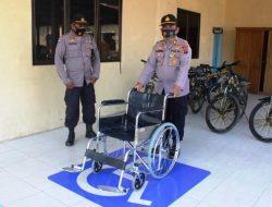 Polres Tapteng Sediakan Fasilitas untuk Disabilitas
