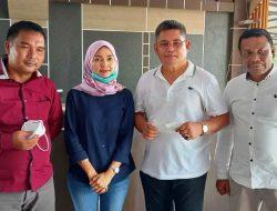 Ditunjuk Jadi Plt Ketua Golkar Tapteng Pahala Sitorus Lakukan Konsolidasi dan Revitalisasi Pengurus