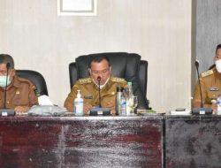 Rakerpem Pertama, Wali Kota Jamaluddin Pohan Perintahkan Hal Ini ke Pimpinan OPD