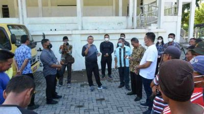 Wali Kota Sibolga Jamaluddin Pohan Kesal Banyak Sampah Tak Diangkut
