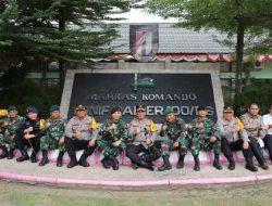 Kapolda Sumut: Saya Ingin Personel TNI-Polri Selalu Solid dan Kompak