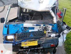 Mobil Travel Asal Sibolga Kecelakaan di Jalan Tol, Sopir dan 1 Penumpang Tewas