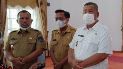 Sekda Akan Tanya Syarfi Hutauruk Soal Aset Hilang di Rumah Dinas Wali Kota Sibolga