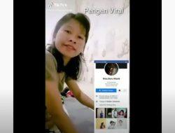 Polisi Sebut Perempuan Muda Berkata Kotor yang Viral di TikTok Warga Manduamas Tapteng
