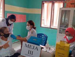 Vaksinasi Mobile Massal di Tapanuli Tengah Capai 90,20 Persen, Bupati: Gerak Cepat Demi Masyarakat
