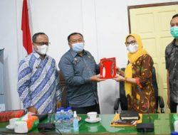 Rombongan Pemkab Aceh Selatan Benchmarking Study 3 Hari di Tapteng