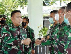 Brigjen TNI Donni Hutabarat Kunjungi Markas Korem 023/KS