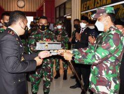 Berikan Kejutan, Danrem 023/KS Berharap Soliditas TNI-Polri Semakin Kuat