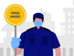 Sibolga Masuk Daftar 43 Kota Kena Pengetatan PPKM Mikro
